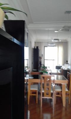 Apartamento Com 2 Dormitórios À Venda, 64 M² Por R$ 370.000 - Baeta Neves - São Bernardo Do Campo/sp - Ap2689