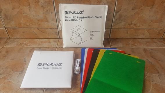 Mini Estúdio Fotográfico Puluz