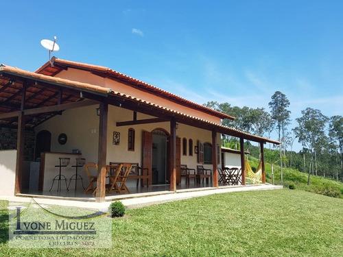 Sítio Em Cavaru  -  Paraíba Do Sul - 3201