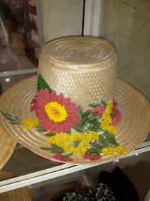 Sombreros Wayuu Decorados