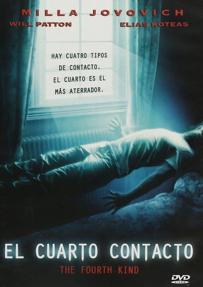 El Cuarto Contacto Milla Jovovich Pelicula Original Dvd