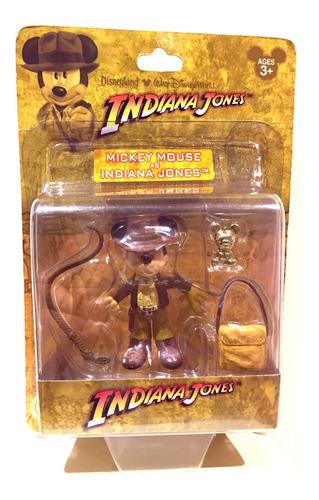 Disney Mickey Mouse Edicion Especial Indiana Jones Cerrado