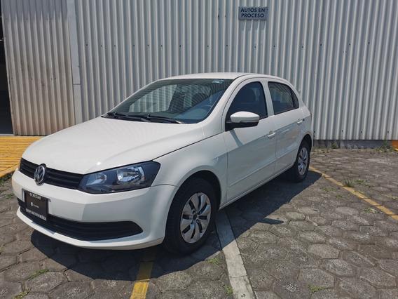 Volkswagen Gol 1.6 Gl Mt 5 P 2013