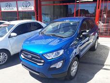 Ford Ecosport Okm Precio Con Patentamiento Incluido