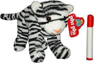 Peluche Tigre Parado 20cm