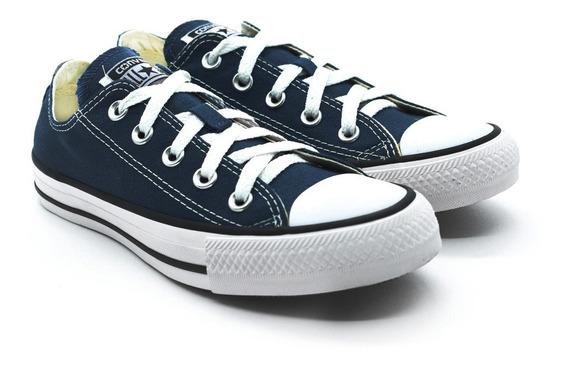 Tênis Converse Allstar Ct00010003 Marinho/cru/preto