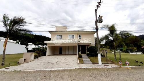 Casa Com 4 Dormitórios Em Condomínio Fechado! - 5828_1