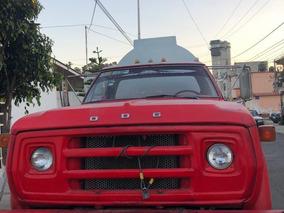 Oportunidad... Camion Dodge (pipa)