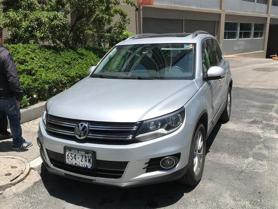 Volkswagen Tiguan Track & Fun 2.0 Tiptronic Piel 2013