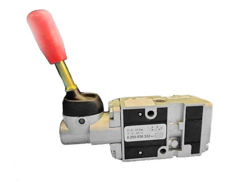 Valvula Pneumatica Ch1 3/2 G1/4 Alav/mola 0.250.030.322