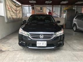 Honda Accord Exl Sedán T/a