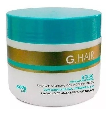 B-tox G.hair 500g - Inoar