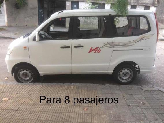 Dfsk Mini Van Full Para 8 Pers Pronta P Trabajar O Pasear