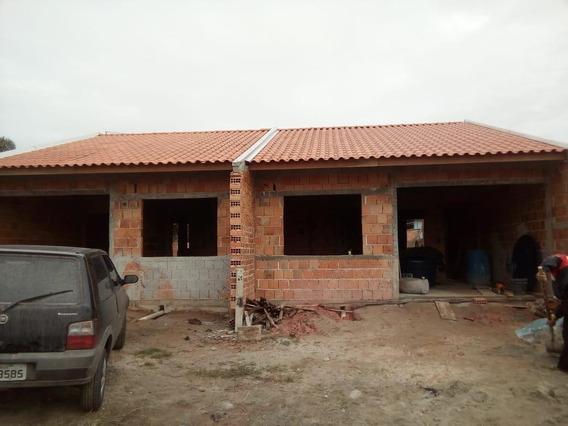 Casa Em Praia Dos Veleiros, Itapoá/sc De 64m² 2 Quartos À Venda Por R$ 130.000,00 - Ca293937