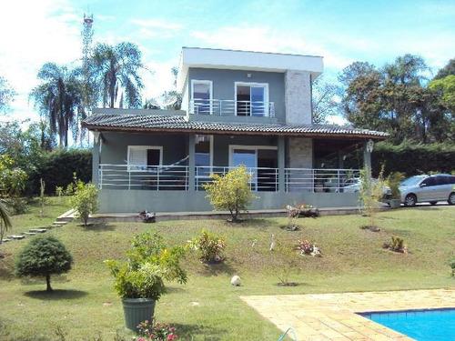Chácara Com 4 Dormitórios À Venda, 2416 M² Por R$ 830.000,00 - Recanto Dos Pássaros - Itatiba/sp - Ch0069
