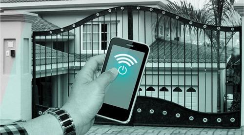 Control Bluetooth Para Portón Eléctrico
