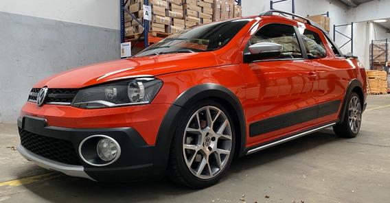 Volkswagen Saveiro Cross 1.6l Gp Cd 101cv Pack High