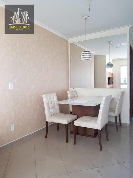 Apartamento A Venda No Sacomã Com 2 Dorms E 1 Vaga | M2121