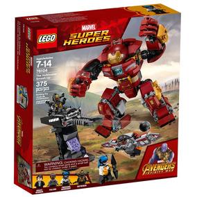 Lego Super Heroes - Disney - Marvel - Vingadores - Guerra In