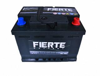 Bateria Fierte 55ah (55amp) 55530 Cca360 ( - + )