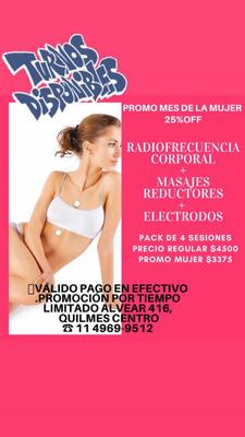 Radiofrecuencia Corporal Y Facial En Quilmes