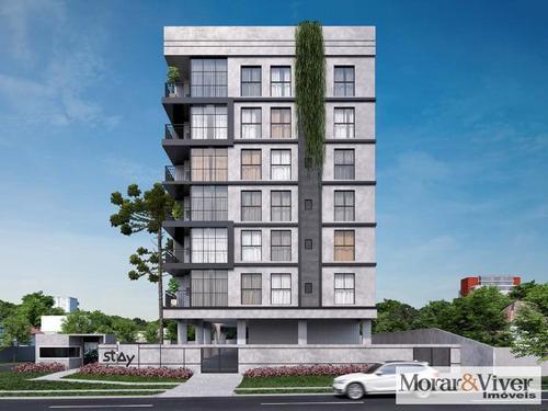 Loft Para Venda Em Curitiba, Tingui, 1 Dormitório, 1 Banheiro - Ctb4422_1-1358019