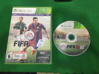 Fifa 15 Xbox 360 (game Army)