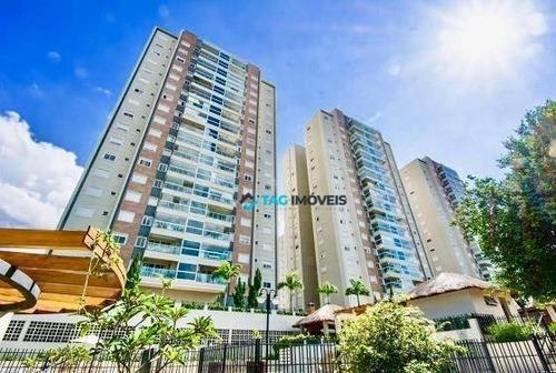 Imagem 1 de 11 de Apartamento Com 3 Dormitórios À Venda, 126 M² Por R$ 1.100.000,00 - Parque Rural Fazenda Santa Cândida - Campinas/sp - Ap1992