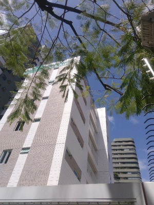 Apartamento Em Graças, Recife/pe De 37m² 1 Quartos À Venda Por R$ 260.000,00 - Ap140744