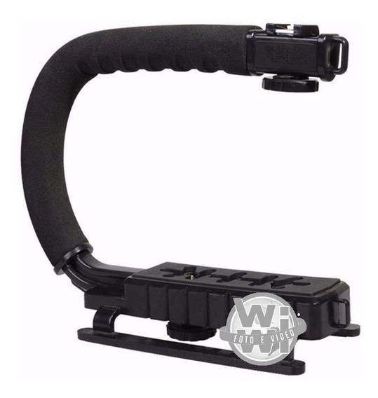 Estabilizador De Mão Para Câmeras D-slrs Vivitar Vpt-200
