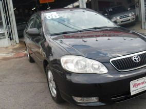 Corolla 1.8 Se-g 16v 2008 Preta