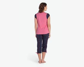 Pijama Vicky Form Rosa Pr-3029142