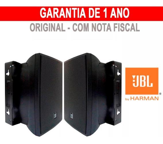 Caixa Som Ambiente Jbl Selenium C621 Par Preto C621p 100w