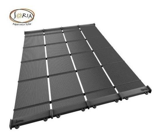 Coletor Solar Aquecedor Solar Piscina 2 M X 1,2 M | 2,4 M2
