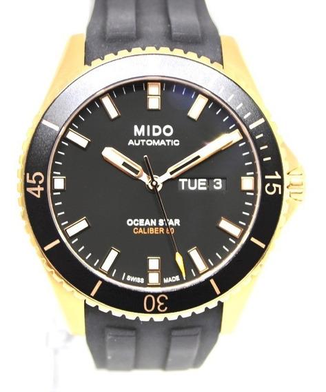 Mido Ocean Star Calbre 80 Day Date 2016
