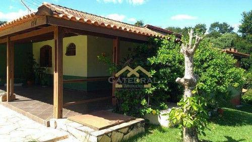Imagem 1 de 16 de Chácara Com 2 Dormitórios À Venda, 1100 M² Por R$ 450.000,00 - Condomínio Piemonte - Jundiaí/sp - Ch0005
