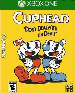 Cup Head Xbox One Entrega Inmediata!!!!