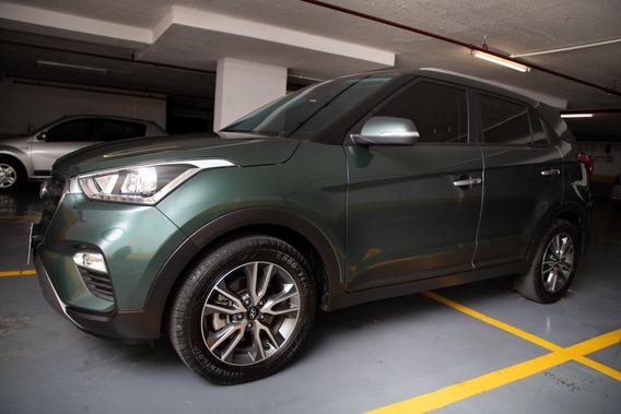 Hyundai Creta 2.0 Prestige Automático Topo De Linha