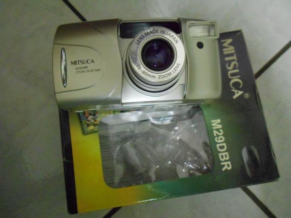 Camera Analogica Mitsuca Com Zoom
