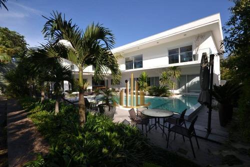Casa Com 5 Suítes À Venda, 773m² Por R$ 9.500.000 - Tamboré 03 - Santana De Parnaíba/sp - Ca2330
