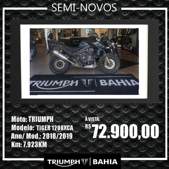 Triumph - Tiger Xca 1200cc. 2018/2019