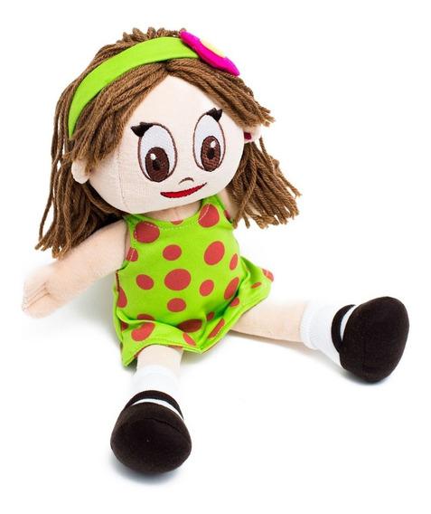 Muñeca De Tela Suave Para Bebe Niña Muny Amigos De Trepsi