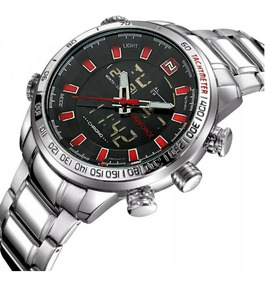 Relógio Masculino Naviforce Modelo 9093 Original