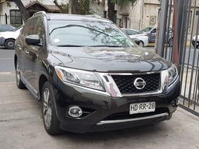 Nissan Pathfinder Exclusive Exclusive 4x4 Top
