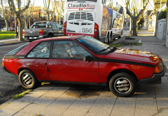 Renault Coupe Fuego Gtx 2000 Original Classic Collection