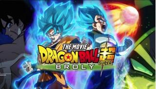 Dragon Ball Z Super Broly