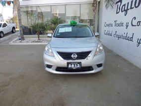 Nissan Versa 1.6 Sense 5vel Mt 2012 103748 Km