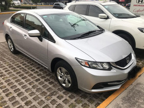 Honda Civic 1.8 Lx At 2014