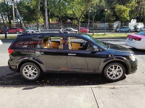 Dodge Journey 3.5 R/t 2012 7 Pasj Piel Dvd R-19 Acepto Auto