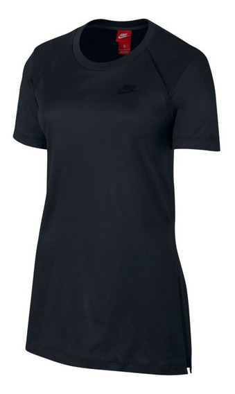 Remera Nike Bonded Mujer Talle Xs Ropa Deportiva